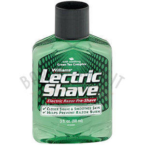 Williams Electric Pre Shave 88 ml