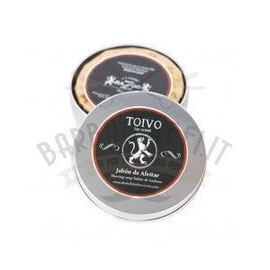 Sapone da barba Toivo Razor Master 80 gr Box Alluminio.