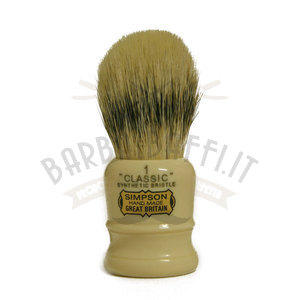 Pennello da Barba Classic 1 Syntetic Badger Simpsons