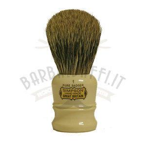Pennello da Barba Duke D1 Pure Badger Simpsons