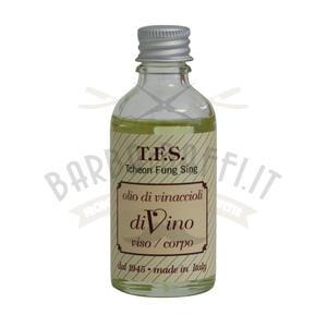 Olio di Vinaccioli Viso/Corpo diVino TFS 50 ml. Corpo T.F.S.