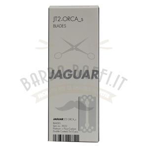 Lama Jaguar Corta per rasoio ORCA S - JT2  stecca 5 pc. da 10 lame cad.