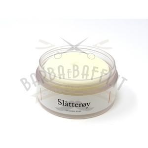 Shaving Soap Slatteroy Fitjar vaso 100 gr.
