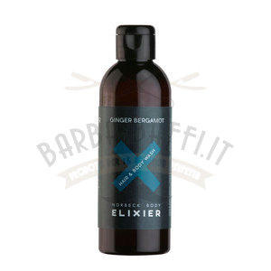 Hair & Body Wash Elixier Ginger Bergamotto Esbjerg 200 ml.