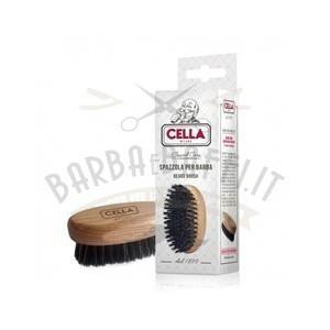 Spazzola per Barba in Cinghiale e Legno di Frassino Cella.