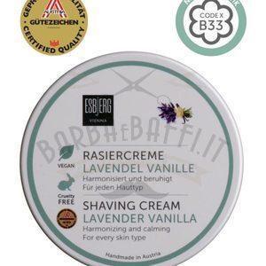 Shaving Cream Lavanda e Vaniglia Esbjerg 150 gr.