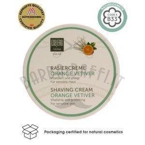 Shaving Cream Orange e Vetiver Esbjerg 150 gr.