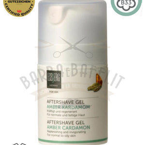 After Shave Gel Amber Cardamon Esbjerg 50 ml.