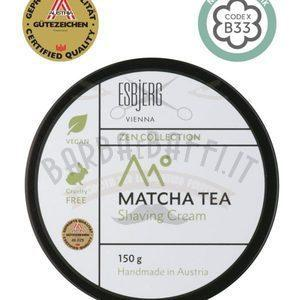Shaving Cream Matcha Tea ZEN Collection Esbjerg 150 gr.