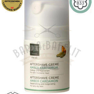 After Shave Cream Amber Cardamon Esbjerg 50 ml.