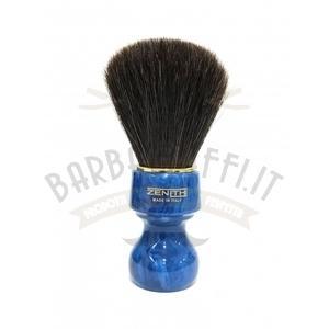 Pennello Barba Manico Cobalto Cavallo Soft Zenith 506 BC