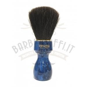 Pennello Barba Manico Cobalto Cavallo Soft Zenith 507BC