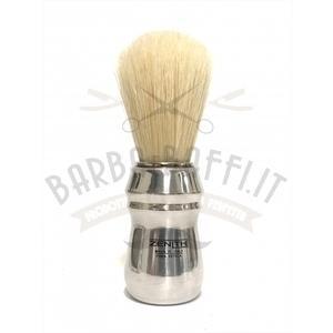 Pennello Barba Manico Alluminio Ciuffo Setola Zenith A28