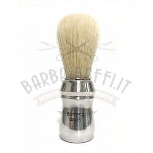 Pennello Barba Professionale Setola Manico Alluminio Zenith A50