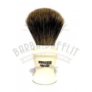 Pennello Barba Manico Avorio Ciuffo Best Badger Zenith 504AK