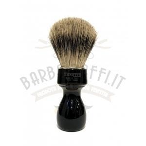 Pennello Barba Profess. Best Badger Manico Nero Nic Zenith 507N