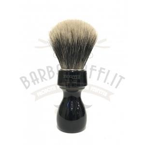 Pennello Barba Manico Nero Nic Ciuffo Manchurian Zenith 507N