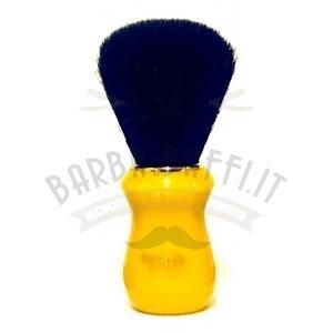 Pennello Barba Manico Butterscotch Ciuffo cavallo Zenith 502BK