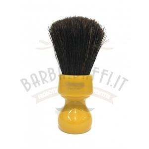 Pennello Barba Profess. Setola Cavallo Manico Butterscotch Zenith 506B