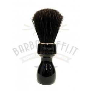 Pennello Barba Manico Nero Nic Ciuffo Cavallo Zenith 507N