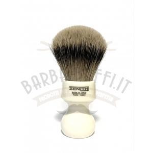 Pennello Barba Manico Avorio Ciuffo Silvertip Zenith 506A
