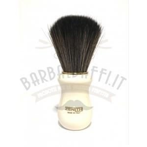 Pennello Barba Manico Avorio Oro Ciuffo Synt Dark Zenith 502A