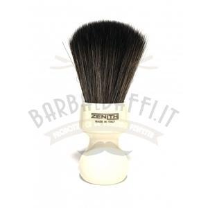 Pennello Barba Manico Avorio Ciuffo Synt Dark Zenith 506A