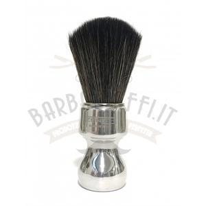 Pennello Barba Profess. Synt. Dark Manico Alluminio Zenith 506ALL