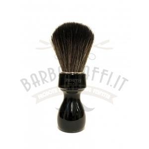 Pennello Barba Manico Nero Nic Ciuffo Synt Dark Zenith 507N