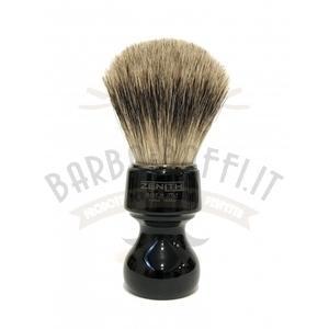 Pennello Barba Profess. Best Badger Manico Nero Zenith 506N BR