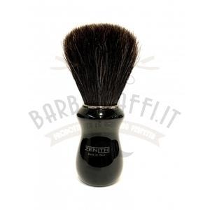 Pennello Barba Profess. Cavallo Soft Manico Nero Nic Zenith 502N BR