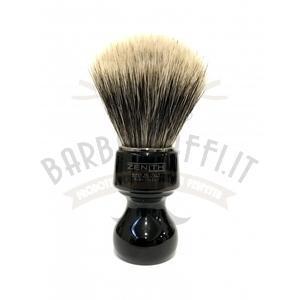 Pennello Barba Manico Nero Ciuffo Manchurian Zenith 506N BR