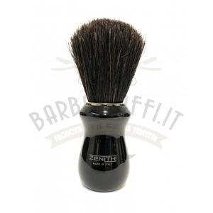 Pennello Barba Manico Nero Nic Ciuffo Cavallo Zenith 502N BR