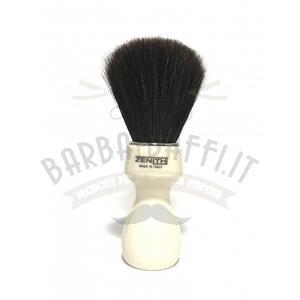 Pennello Barba Manico Avorio Nic Ciuffo Cavallo Soft Zenith 507