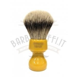 Pennello Barba Manico Butterscotch Ciuffo Silvertip Zenith 506B