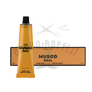 Crema da barba Musgo Real Orange Amber 100 ml.