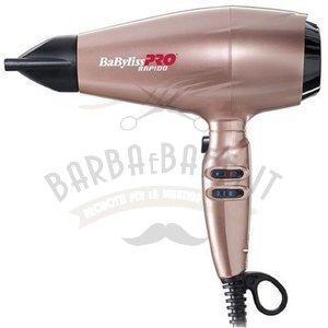 Phon Rapido Ferrari Babyliss BAB7000IRGE GOLD ROSE