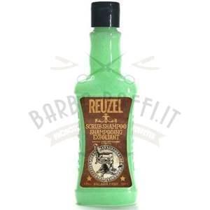 Scrub Shampoo Esfoliante Reuzel 350 ml.