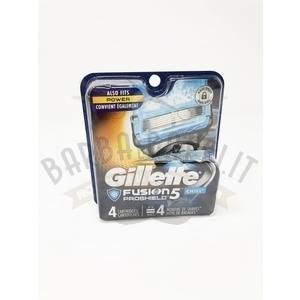 Lamette Ricambio Gillette Fusion Proshield 5 Chill 4 Pz