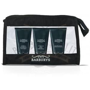 Travel Set Barburys Shampoo Barba+Crema Rasatura+Dopobarba 50 ml.
