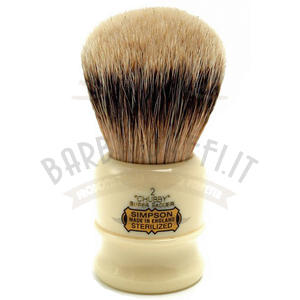Pennello da Barba Chubby 2 Syntetic Badger Simpsons