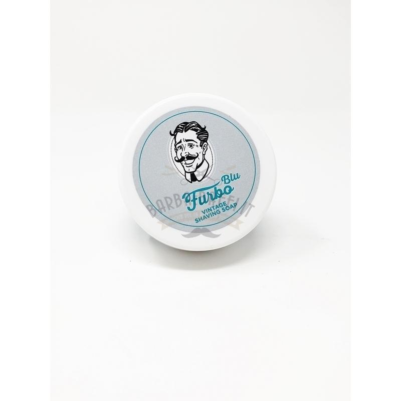 Vintage Shaving Soap Furbo Blu 100 ml.