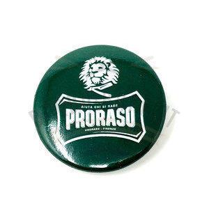 Spilla Proraso Verde