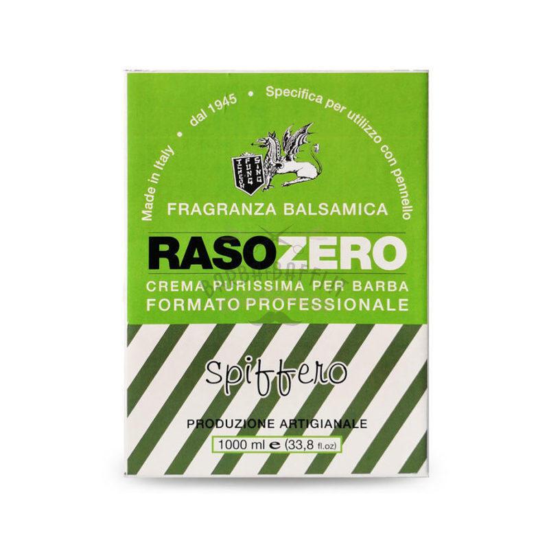Crema da Barba Spiffero Rasozero Panetto 1000 ml