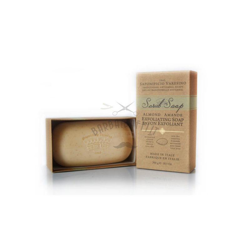 Sapone Scrub Mandorla Saponificio Varesino 300 gr