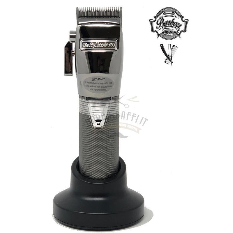 Tosatrice Capelli Cord Cordless Metal Clipper Babyliss FX8700E
