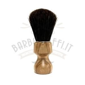 Pennello Barba Manico Ulivo Ciuffo Cavallo 50/50 506UH Zenith PP21