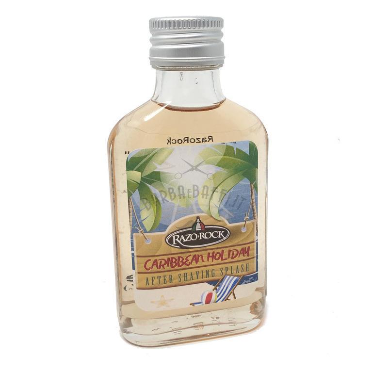 After Shave Caribbean Razorock 100 ml