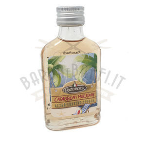 After Shave Caribbean Razorock 100 ml