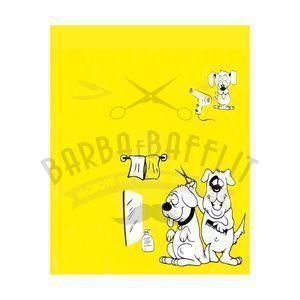 Mantella Taglio bimbo Coiffeur Dog A019